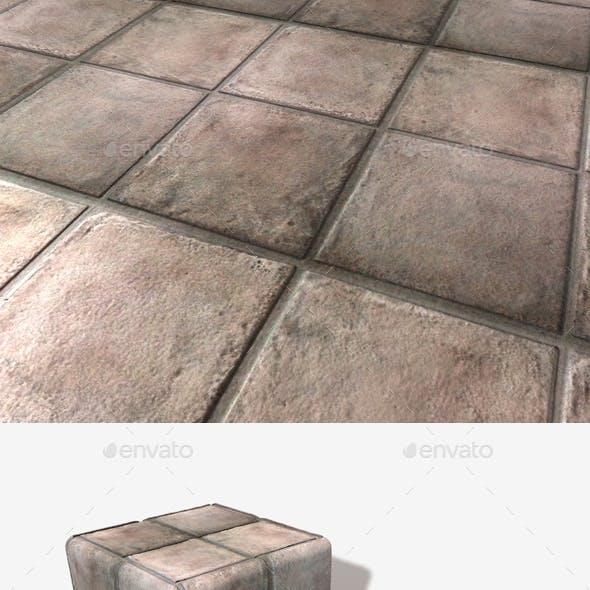 Floor Tiles Seamless Texture