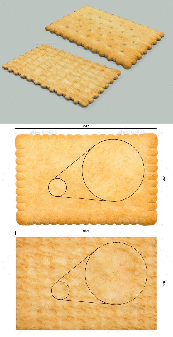 Biscuit textures - 3DOcean Item for Sale