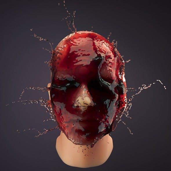 Splash Head 1