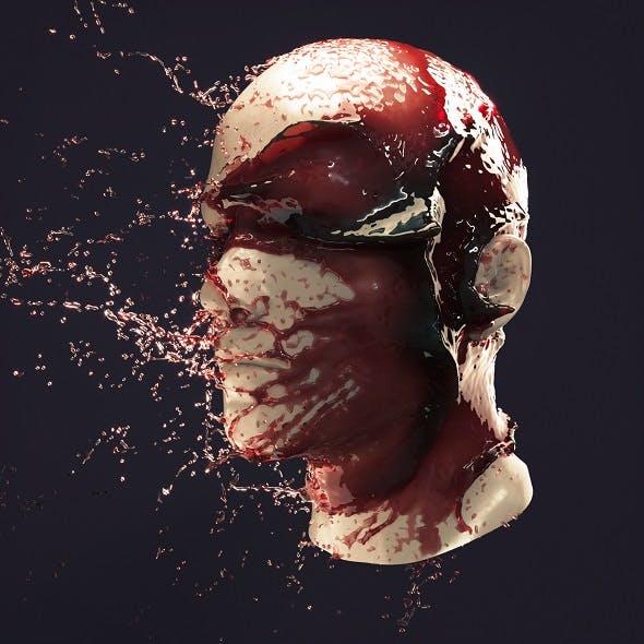 Splash Head 4