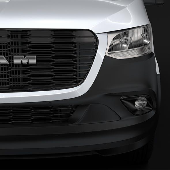 RAM Sprinter Panel Van L1H1 FWD 2019