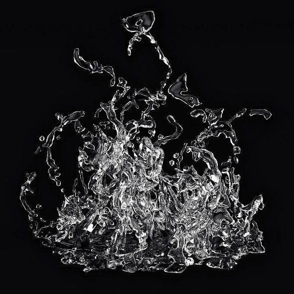 Splash 9 - 3DOcean Item for Sale
