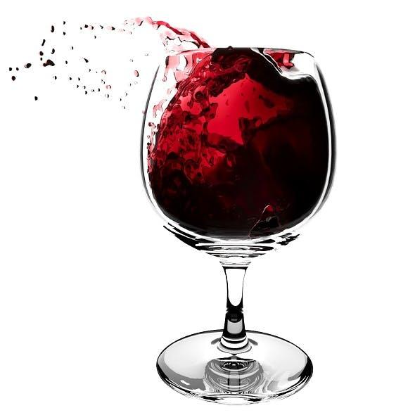 Splash Wineglass 5 - 3DOcean Item for Sale
