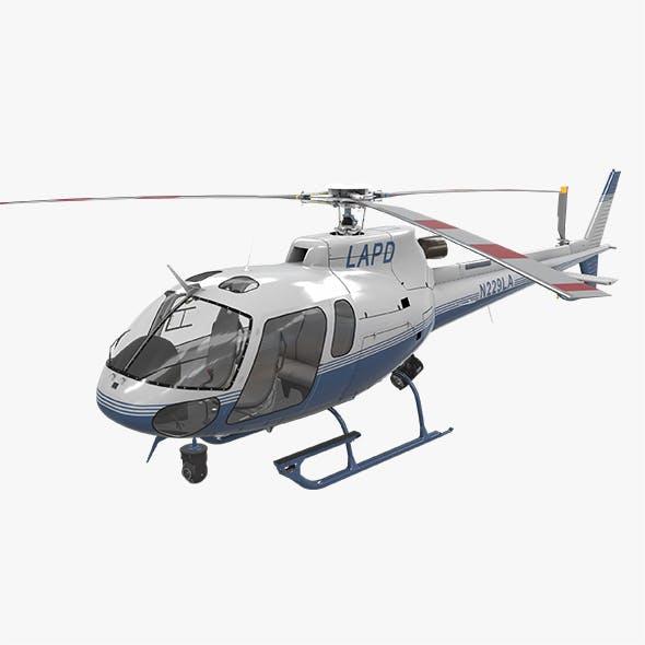 AS-350 LAPD 3