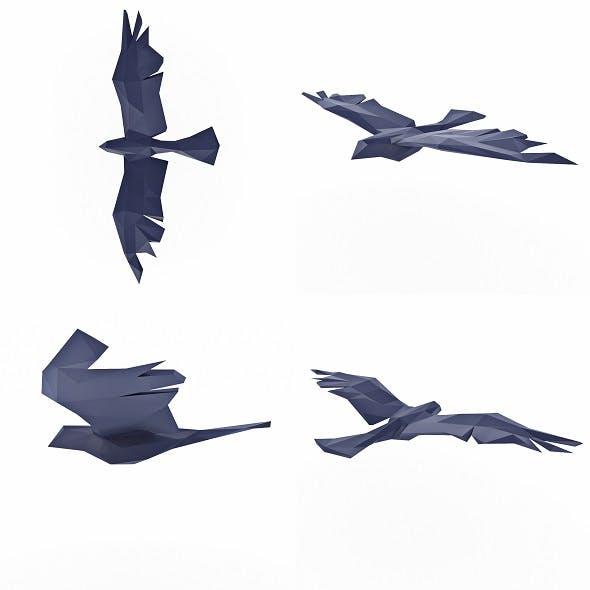 Bird Low Poly
