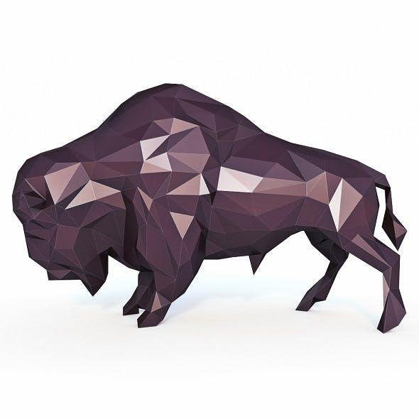 Buffalo - 3DOcean Item for Sale