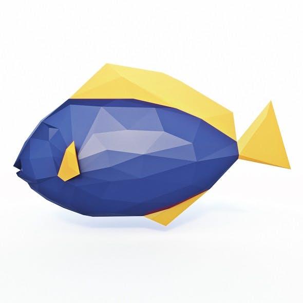Dori Low Poly - 3DOcean Item for Sale
