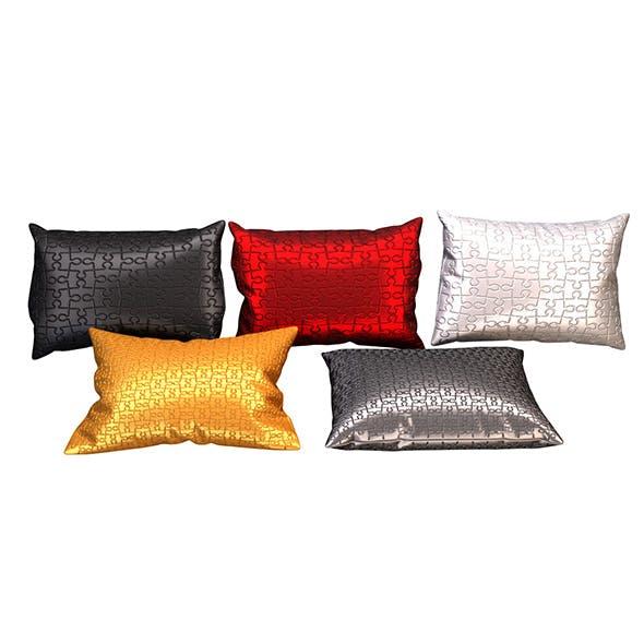 Pillows Puzzle - 3DOcean Item for Sale