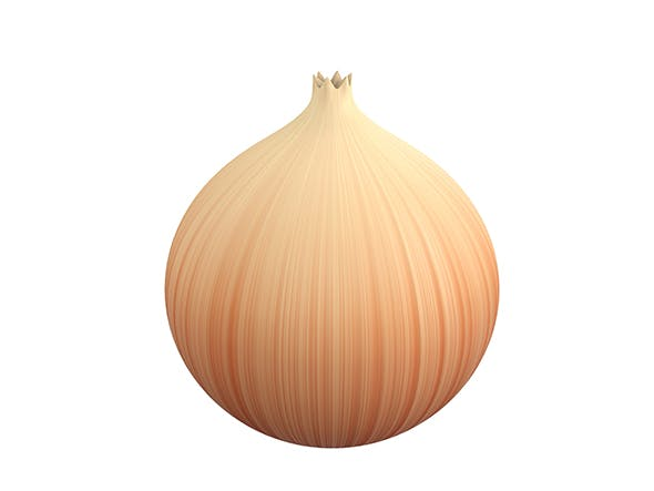Onion - 3DOcean Item for Sale