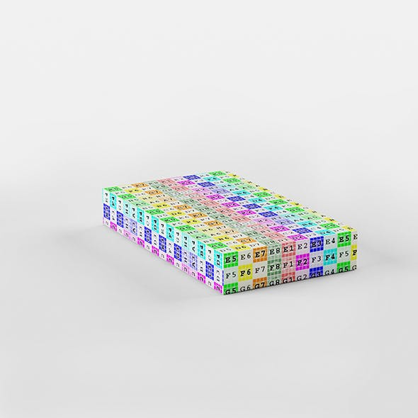 29_Low Poly Product box