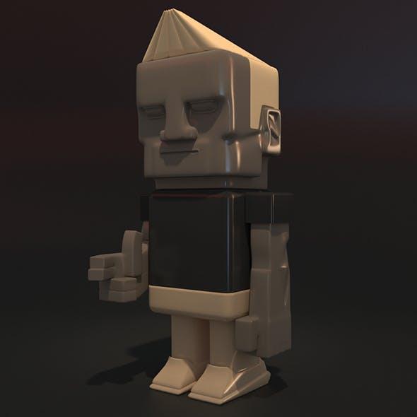Big Man - 3DOcean Item for Sale