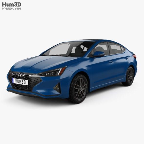 Hyundai Elantra Sport Premium 2019