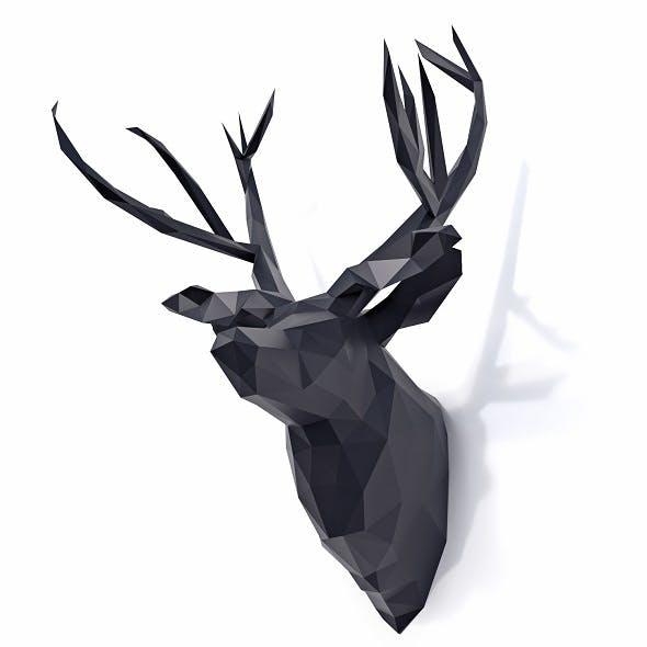Deer Low Poly v2