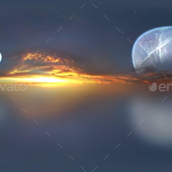 HDRI Skydomes - Vega System 4