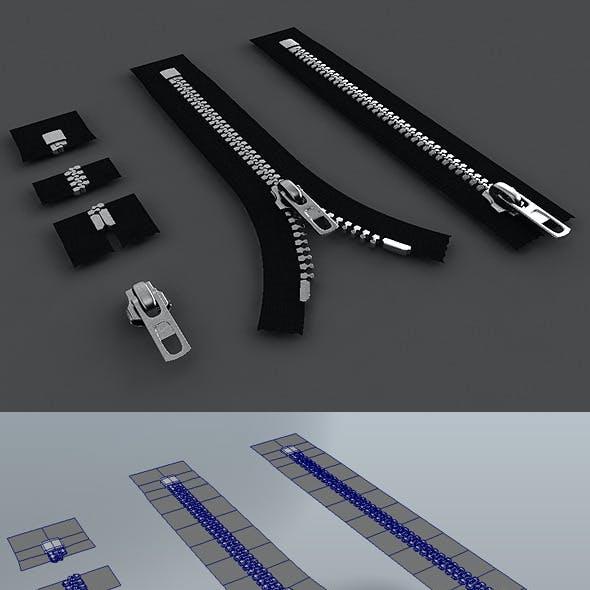 Zipper Construction Kit