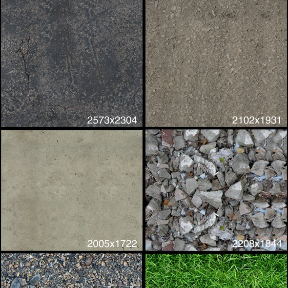 11 seamless textures