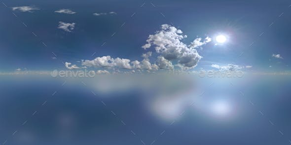HDRI Skydomes - Summer Day 1 - 3DOcean Item for Sale