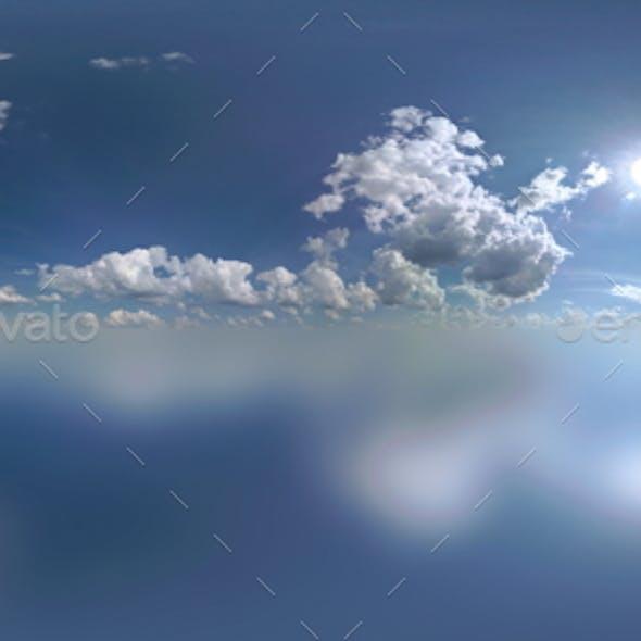 HDRI Skydomes - Summer Day 1