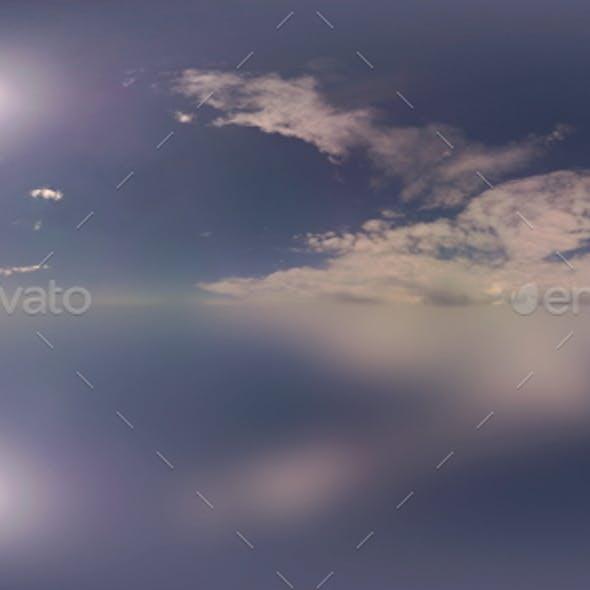 HDRI Skydomes - Summer Day 2
