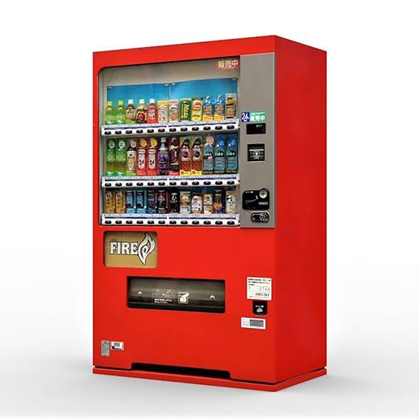 Soda Vending Machine 1