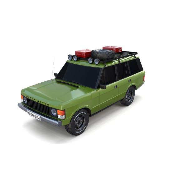 Range Rover Classic v1