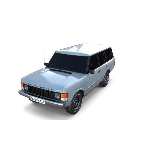 Range Rover Classic v3