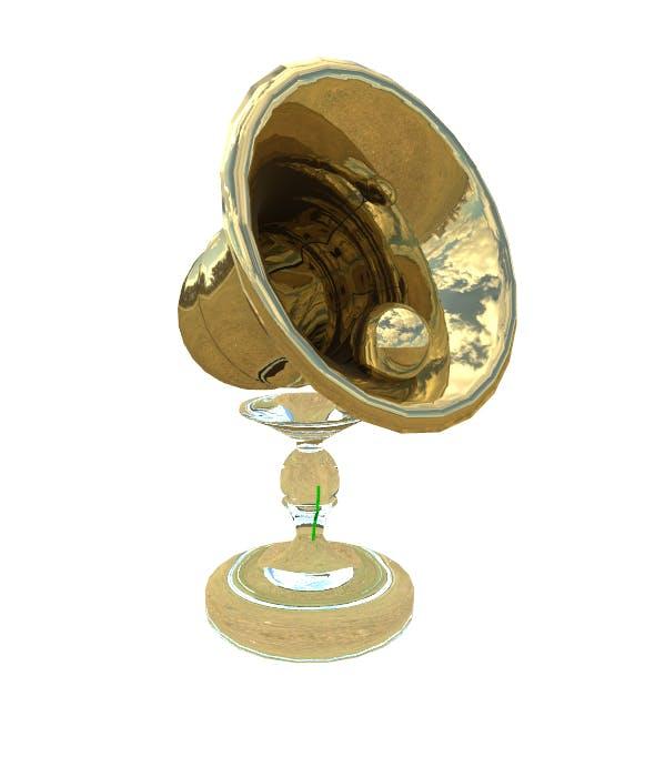 Bell_3D Modeling - 3DOcean Item for Sale
