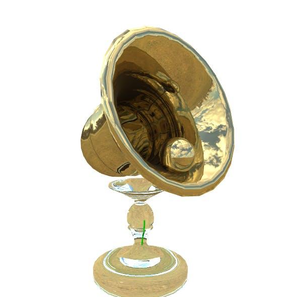 Bell_3D Modeling