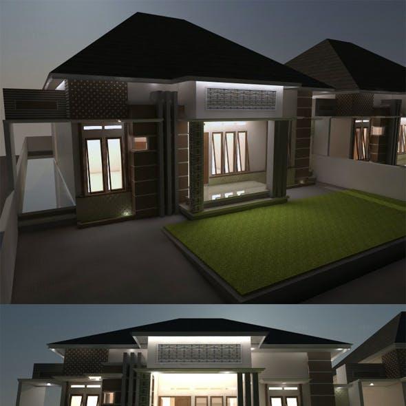 PARIAMAN HOUSE