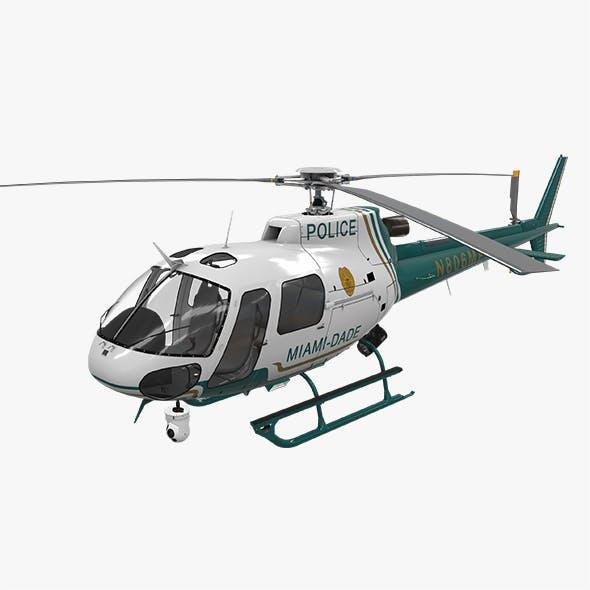 AS-350 Miami Dade Police