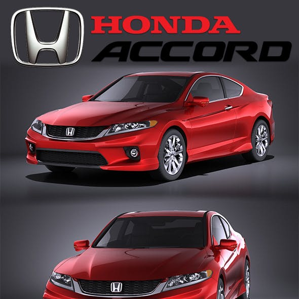 Honda Accord Coupe 2015 VRAY