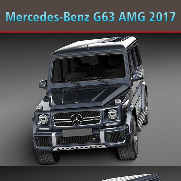 Mercedes-Benz G63 AMG 2017
