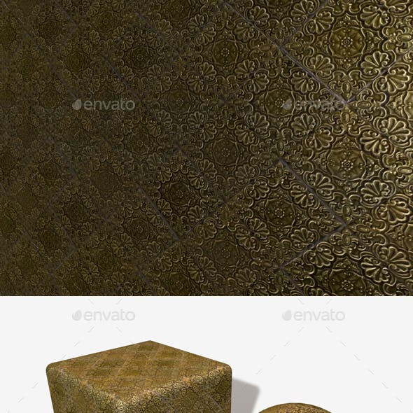 Old Fashioned Tiles Seamless Texture 2