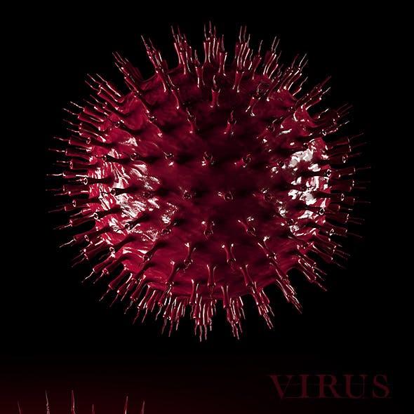 3D Virus Model