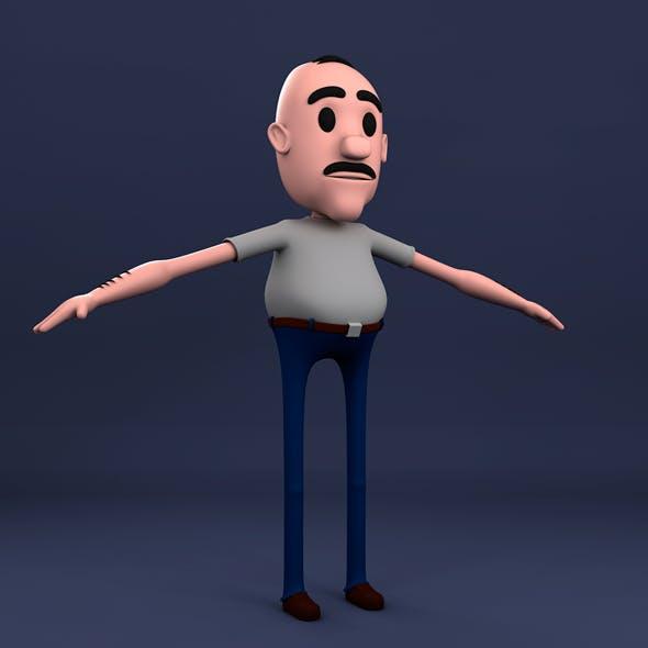 Character Mr Simon