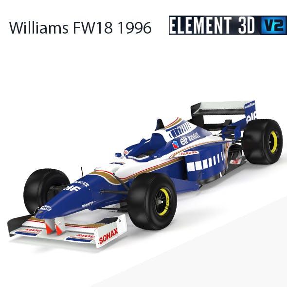 F1 Williams FW18 1996