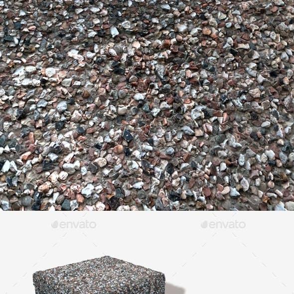 Pebbledash Wall Seamless Texture