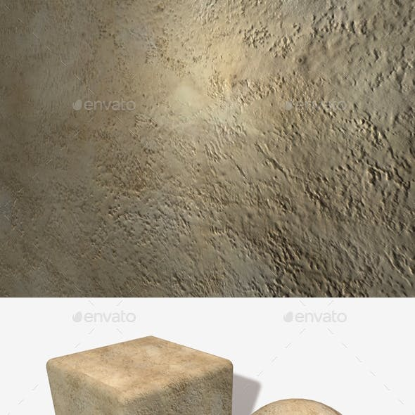 Rustic Plaster Wall Seamless Texture