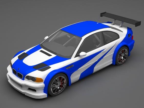 BMW - 3DOcean Item for Sale