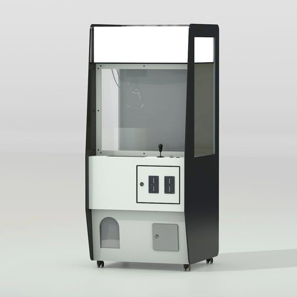 BIG CLAW MACHINE - 3DOcean Item for Sale