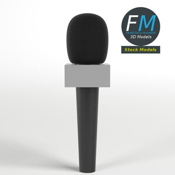 News microphone 2