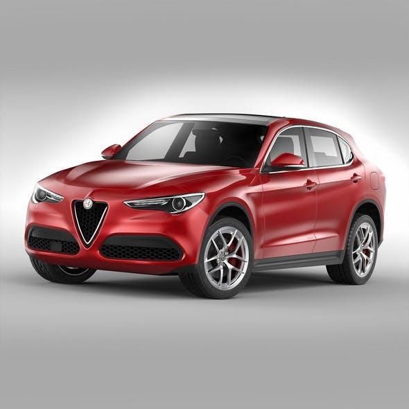 Alfa Romeo Stelvio (2018)