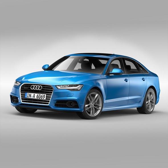 Audi A6 Sedan (2017)