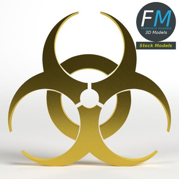 Biohazard symbol