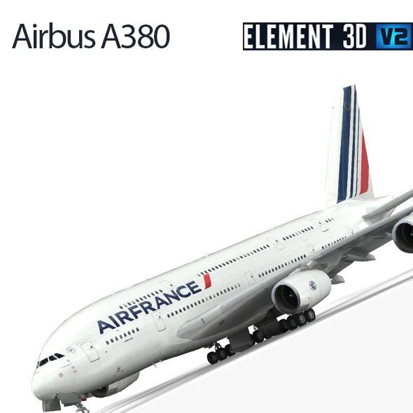 Airbus A380 - Air France