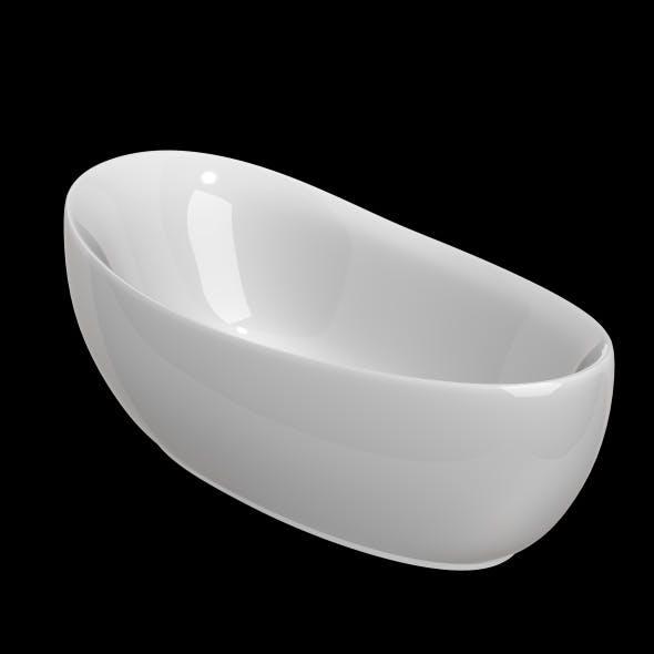 Freestanding, Modern Bath, Tub, Bathtub_No_01