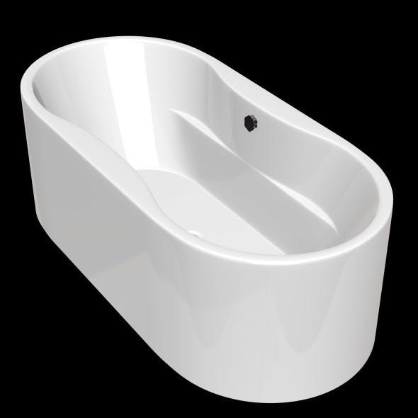 Freestanding, Modern Bath, Tub, Bathtub_No_02