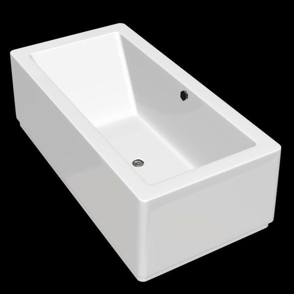 Freestanding, Modern Bath, Tub, Bathtub_No_03