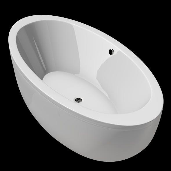 Freestanding, Modern Bath, Tub, Bathtub_No_04