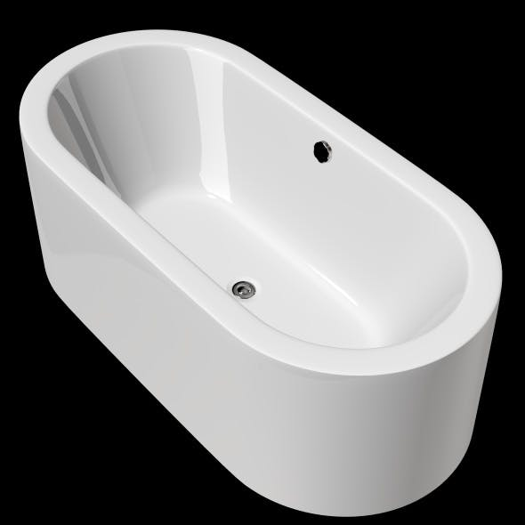 Freestanding, Modern Bath, Tub, Bathtub_No_07